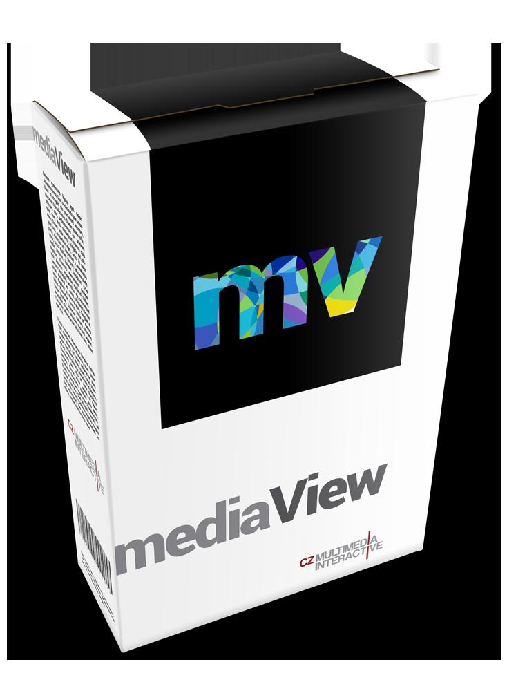 mediaView | reklamní software | Multimediální informační kiosky