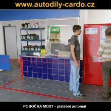 MultiCash - Cardo Autodíly Most