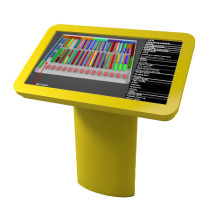 CZMI interactive desk yelow