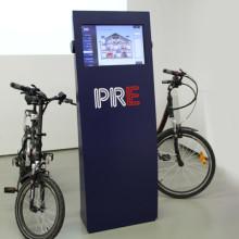 Sada interaktivních aplikací a kiosek PRE